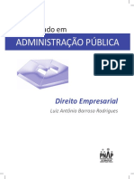 Direito Empresarial - Fazzio Junior