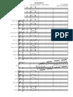 Галынин - Концерт для ф-но - Партитура