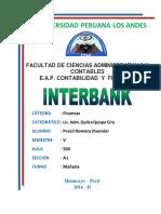 banco interbank trabajo