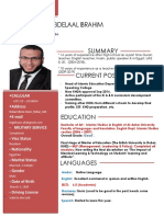 ahmed kamals cv -  khda dec 2018
