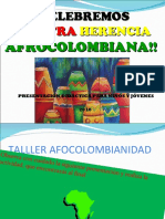 Present Ac i on Afro Colombian i Dad