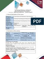 Guía de Actividades y Rúbrica de Evaluación Tarea 1_Informe Planeación de La Producción