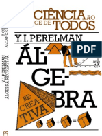 Álgebra Recreativa - Y.I.Perelman