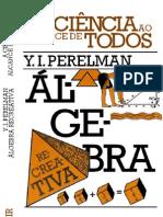 Álgebra Recreativa - Y.I.Perelman