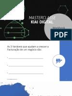 Masterclasse KIAI DIgital - Aula 1