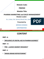 Ppt for Pharma