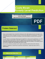 Costa Rican Household Poverty Level Prediction
