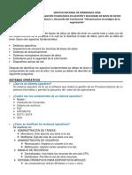 """Actividad 1-Cuestionario """"Establecer La Infraestructura Tecnológica Requerida Por La Organización"""