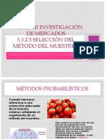 Unidad III Investigación de Mercados