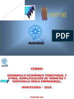 Clusters Productivos