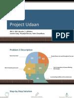 CalRiders PGP1 Project Udaan Problem 1