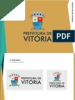 Manual de Aplicação Prefeitura de Vitória