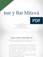 Bar y Bat Mitzvá
