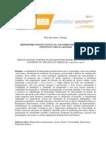 Repositório Institucional Da Universidade Do Estado Do Amazonas - Relato de Experiência