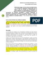 Clase Evolucion Historica Del Derecho Minero