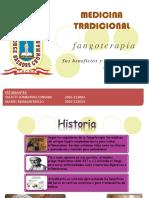 Fangoterapia Expo Med Tradicional