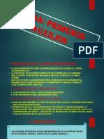 DIAPOSITIVAS PRIMEROS AUXILIOS