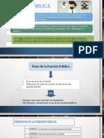La Ética Profesional FUNCIÓN PUBLICA