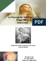 El Fiat de Maria La Anunciacion RSR