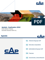 Informe Proyecto Electricoacerocap