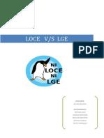 Cuadro Comparativo Entre La LOCE y LGE