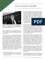 Resumen Discurso  Josep Stiglitz