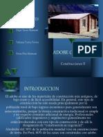 Adobe Con Caña