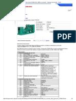 Generador Diesel KTA38-G5