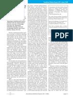 editorial transl medicine reports