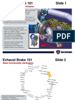 Exhaust Brake Functionality
