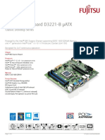 D3221-A motherboard layout