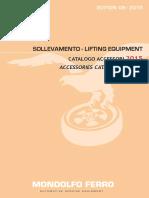 Sollevamento - Lifting Equipment
