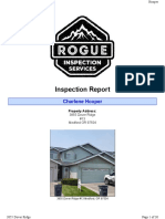 Inspection Report 3855 Dover Unit 13 Hooper
