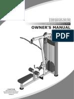 IE9522 Manual