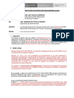 Informe Tecnico Estandariz Mit