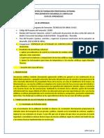 1. GFPI-F-019 Formato Guia de Aprendizaje. V3. ACUEDUCTO