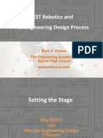 The Engineering Design Process & BEST