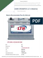 Productos LTH _ Batería LTH