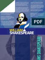 Panfleto de William Shakespeare
