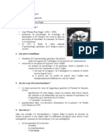 Le Structural is Me Par Jean Piaget
