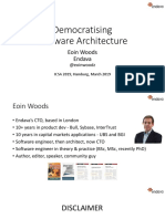 Woods Democratising SWA ICSA2019