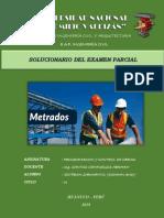 Solucioanrio Programcion de Obras