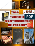 Grupo 5 Garantias Constitucionales Del Proceso