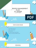 classroom management plan  edu 220
