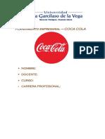 La Empresa Coca Cola