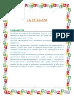 La Pitajaya