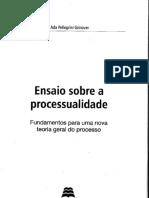 33-72 -Ensaio Sobre a Processualidade, Ada Grinover
