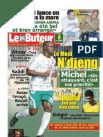 LE BUTEUR PDF du 08/11/2010