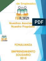 Plantilla de Presentacion Emprendimiento Fonalianza-Analfe