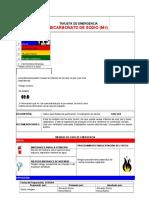 Bicarbonato de Sodio (M-i)